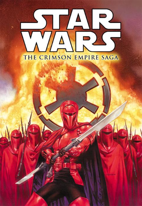 Star Wars Crimson Empire Saga