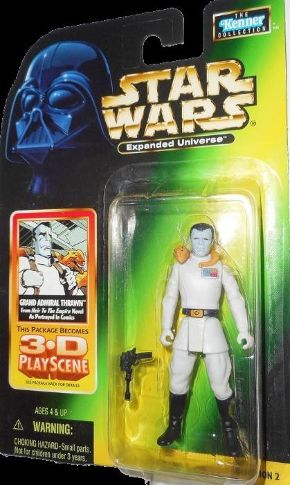 Star Wars Grand Admiral Thrawn Action Figure