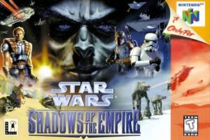 Star Wars N64 Shadow Empire