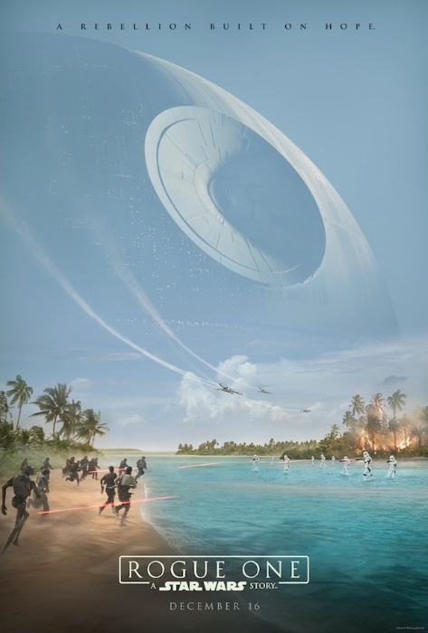 Star Wars Rogue One Poster 1