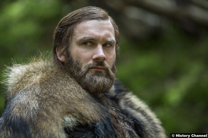 Vikings S4 Clive Standen Rollo