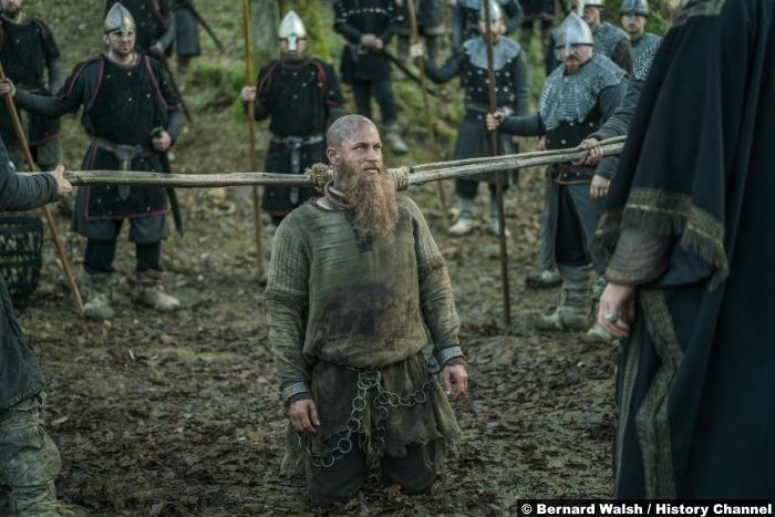 Vikings S4 E15 Travis Fimmel Ragnar 2