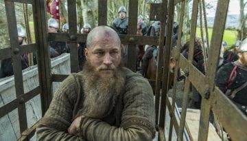 Vikings S4 E15 Travis Fimmel Ragnar Bg