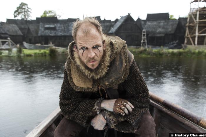Vikings S4 Gustaf Skarsgard Floki