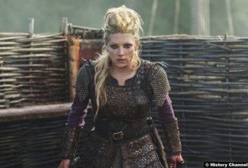 Vikings S4 Katheryn Winnick Lagertha