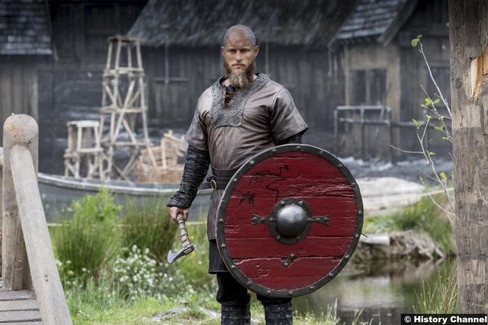 Vikings S4 Travis Fimmel Ragnar 2