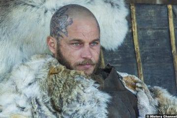 Vikings S4 Travis Fimmel Ragnar