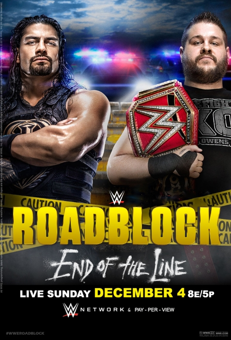 Image result for wwe roadblock end of the line 2016