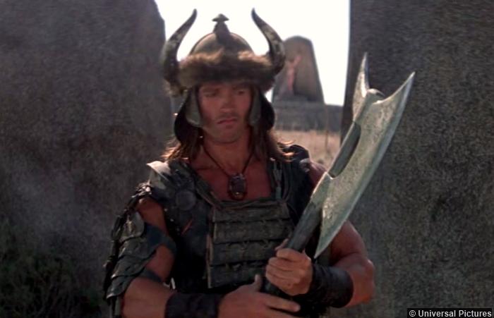 Conan Barbarian Arnold Schwarzenegger 3