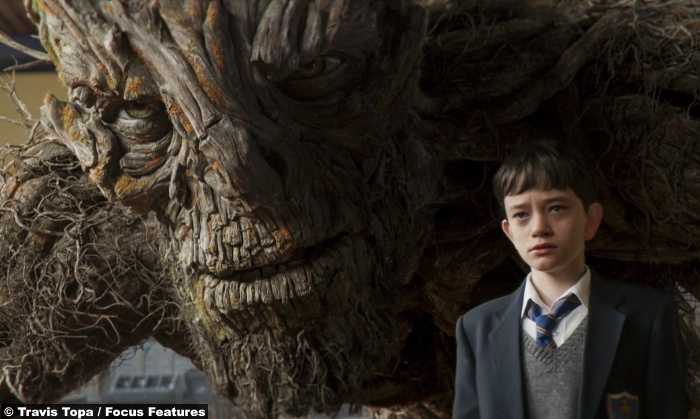 Monster Calls Lewis Macdougall 2