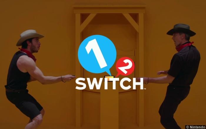 Nintendo Switch Ad