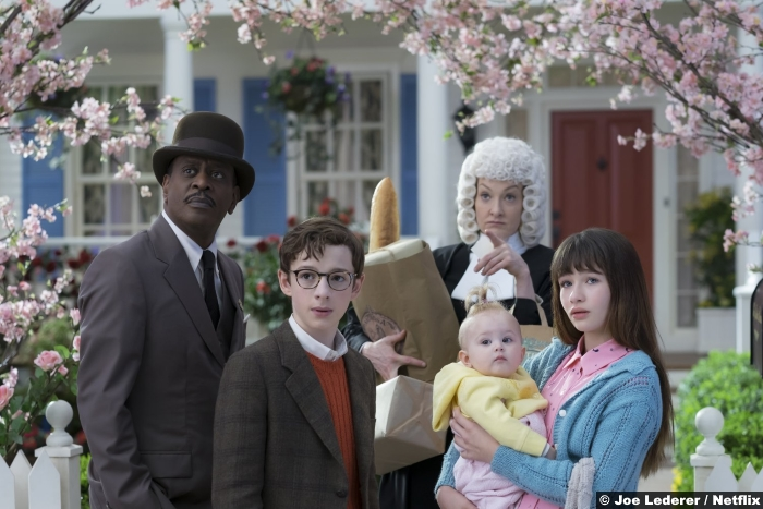Series Unfortunate Events Netflix S1e2