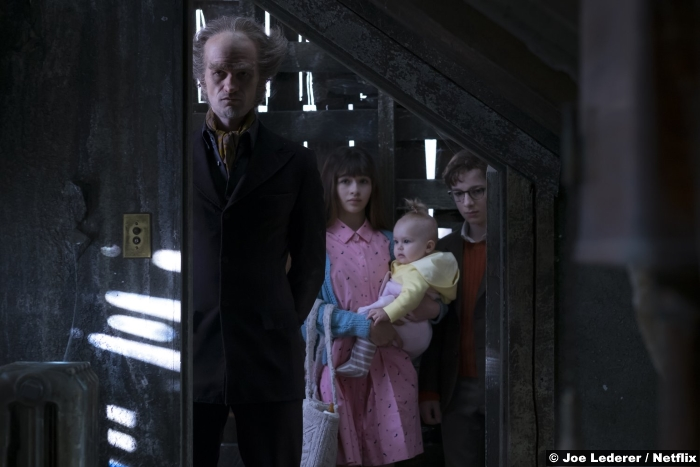 Series Unfortunate Events Netflix S1e3