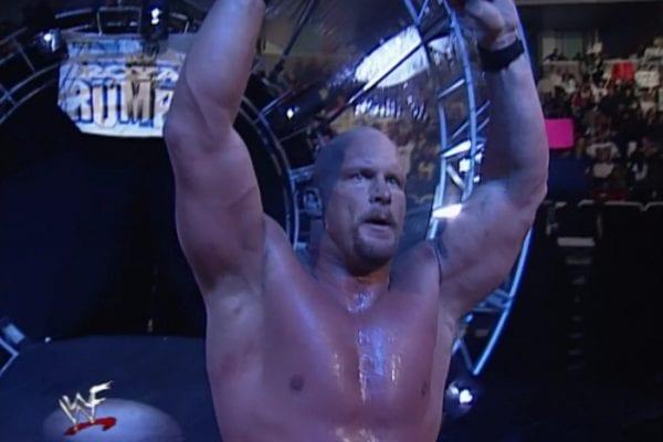 Steve Austin Royal Rumble 1998