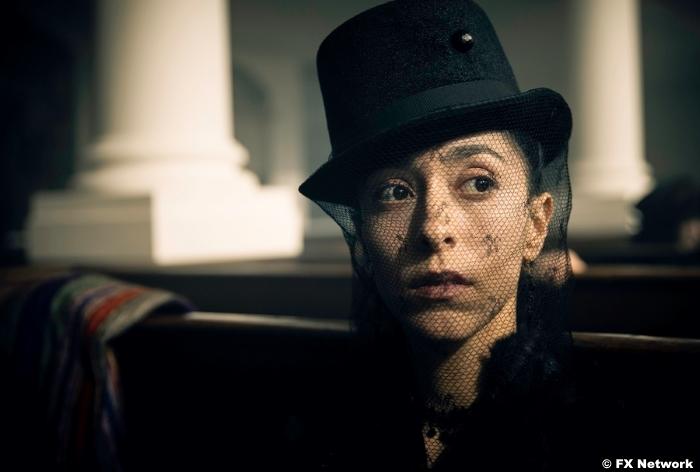 Taboo Oona Chaplin Zilpha Geary