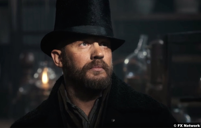 Taboo Tom Hardy James Keziah Delaney