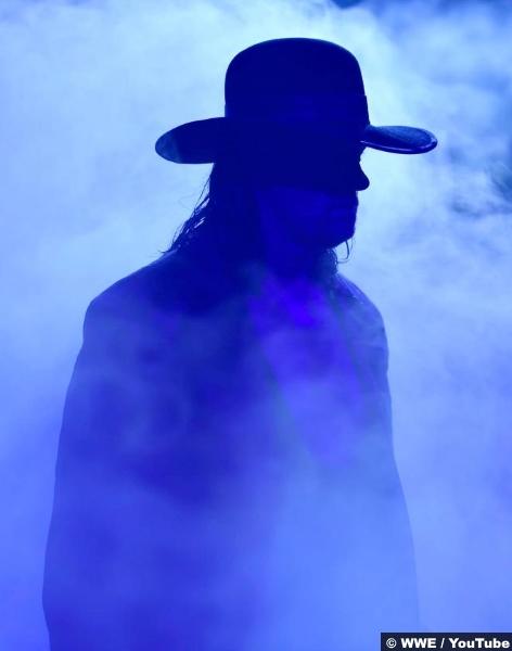 Undertaker 151116