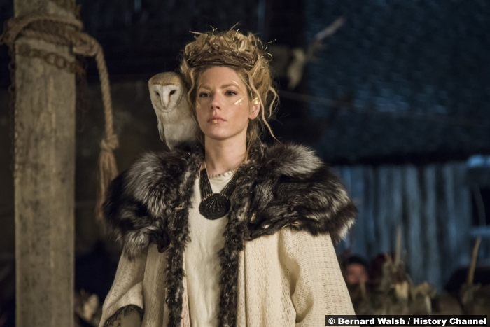 Vikings S04e18 Katheryn Winnick Lagertha