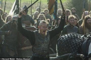 Сериал Викинги 3 сезон смотреть онлайн в хорошем качестве