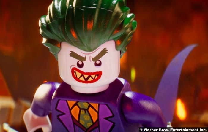 Batman Lego Joker