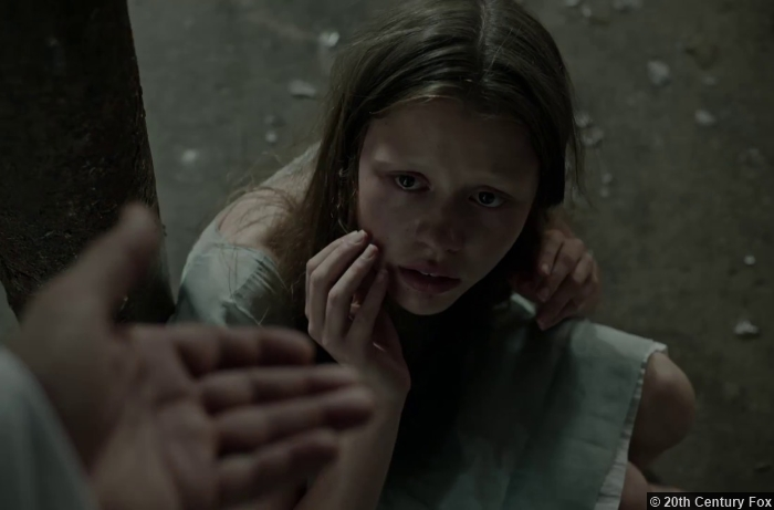 Cure Wellness Mia Goth