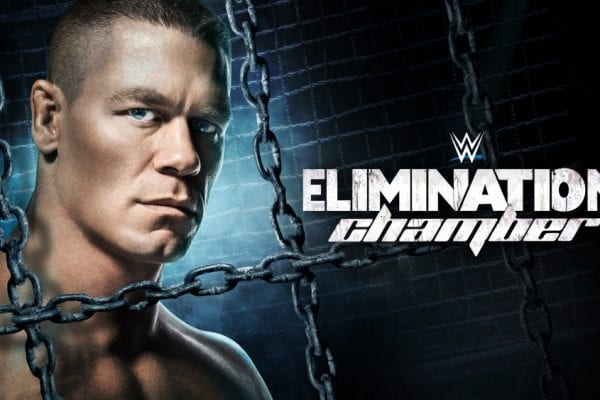 Elimination Chamber 2017 Poster 1