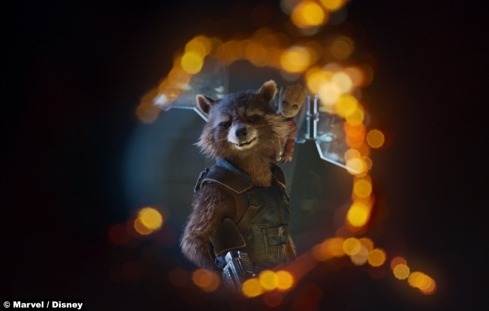 Guardians Galaxy 2 Rocket Baby Root