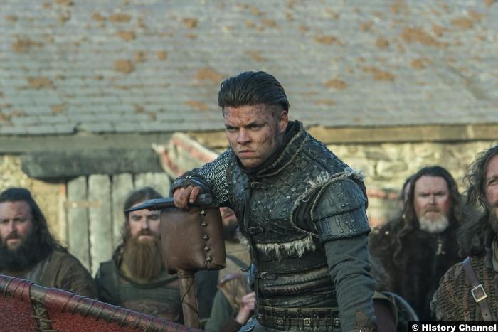 Vikings S04e20 Alex Hogh Andersen Ivar Boneless 2