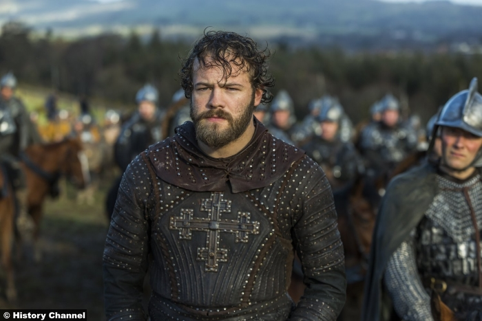 Vikings S04e20 Moe Dunford Aethelwulf
