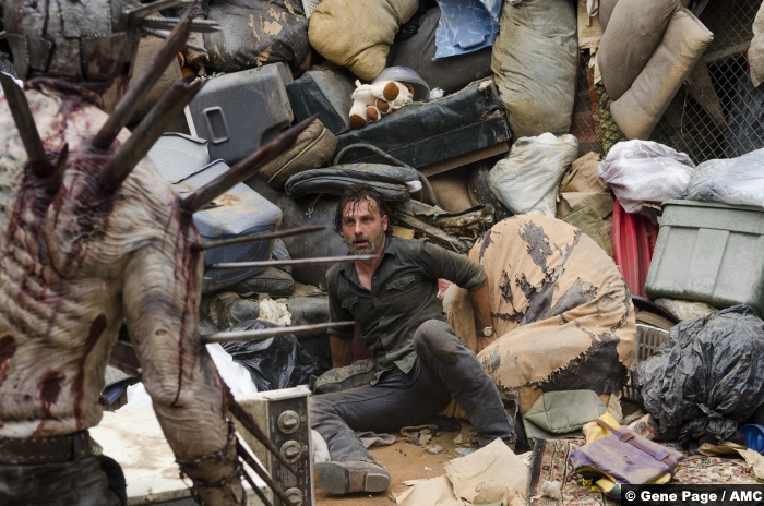 Walking Dead S07e10 Rick