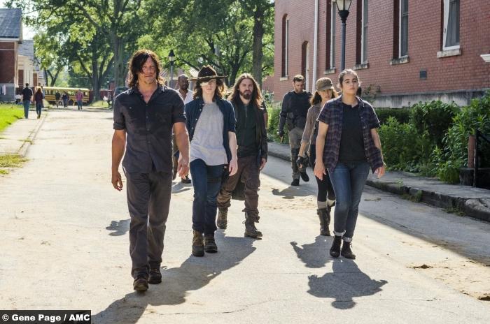 Walking Dead S7e9 4