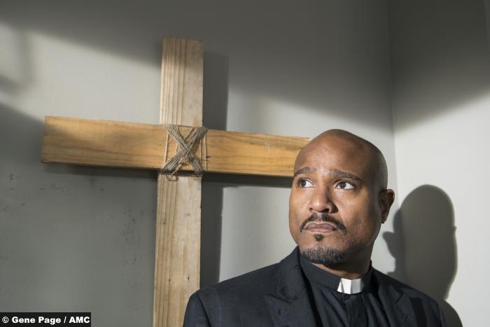 Walking Dead S7e9 Father Gabriel
