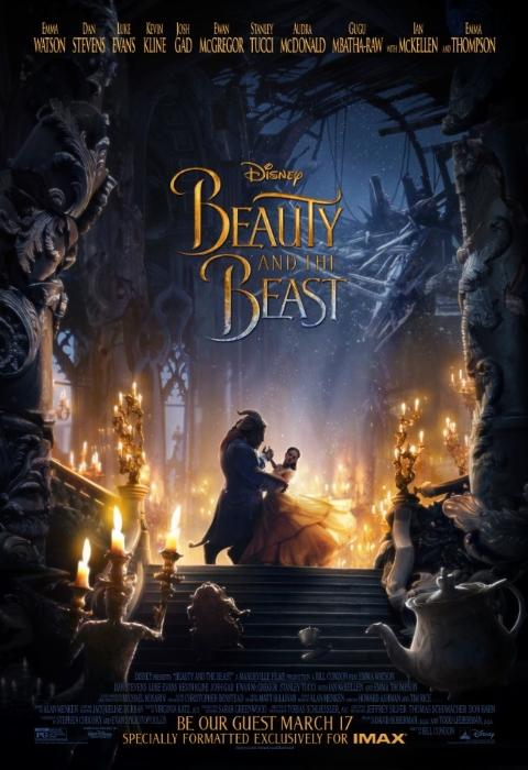 Beauty Beast Poster 2