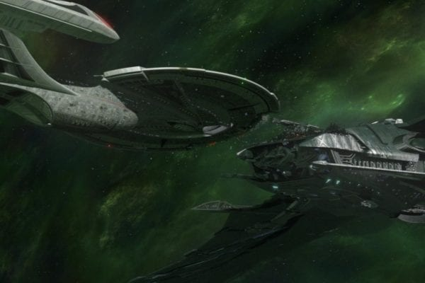 Bg Star Trek Nemesis Ships