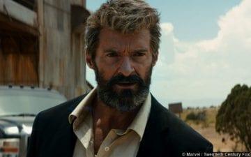 Logan Wolverine Hugh Jackman 2