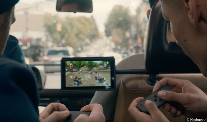 Nintendo Switch Car Play