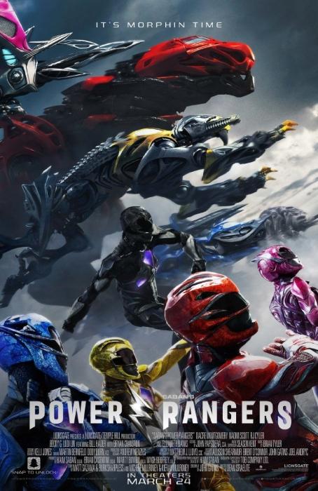 Power Rangers Poster 2