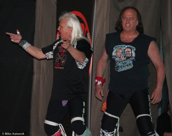 Ricky Morton Robert Gibson Rock N Roll Express