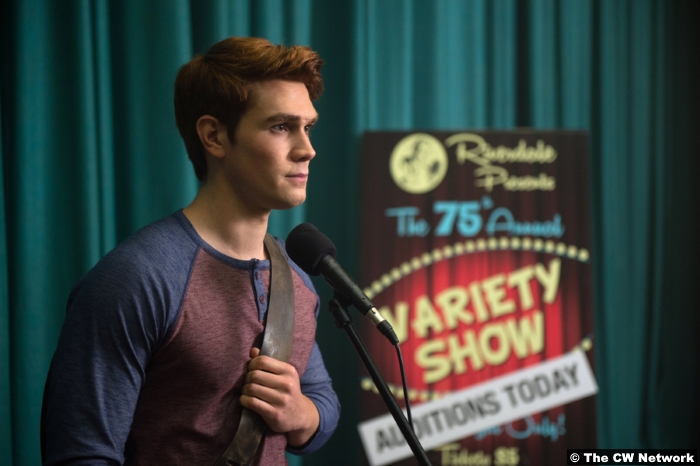 'Riverdale' Renewed for Season 2 at The CW