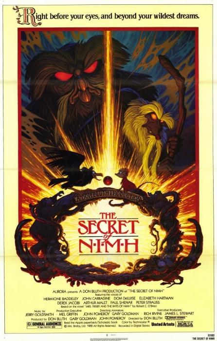 Secret Nimh Poster