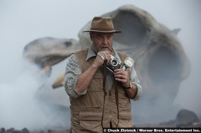 Skull Island Kong John Goodman