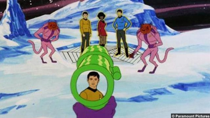 Star Trek Animated 1973 2
