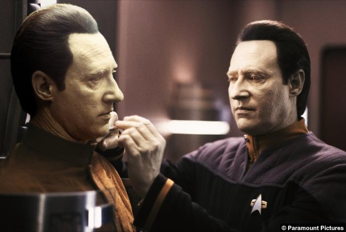 Star Trek Nemesis Data Brent Spiner