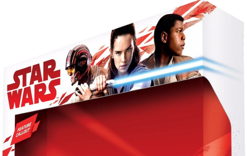 Star Wars 2017 Toy Artwork Box