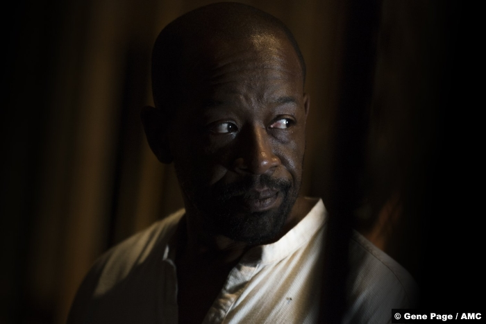 Walking Dead S7 Morgan Lennie James