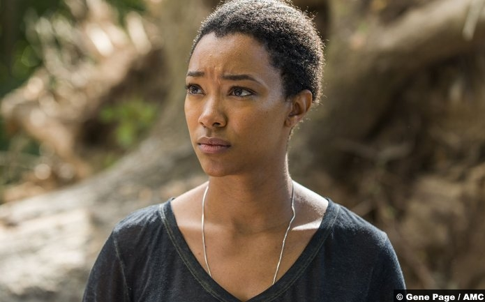 Walking Dead Sasha