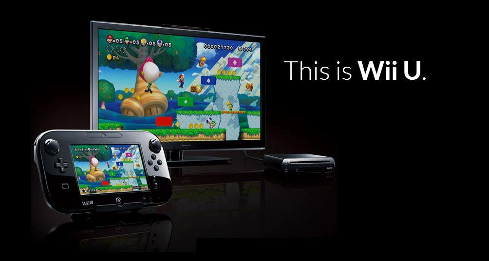 Wii U Advert