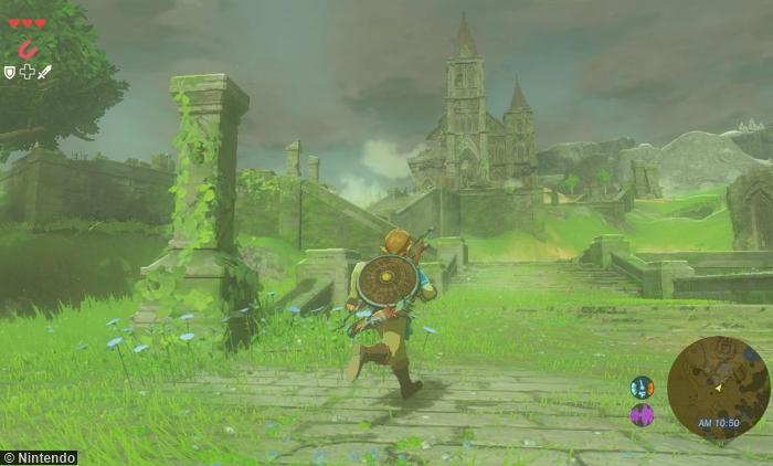 Zelda Breath Wild 3