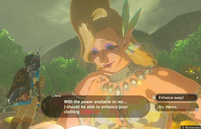 Zelda Breath Wild 4