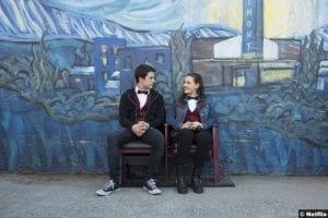 13 Reasons Dylan Minnette Katherine Langford